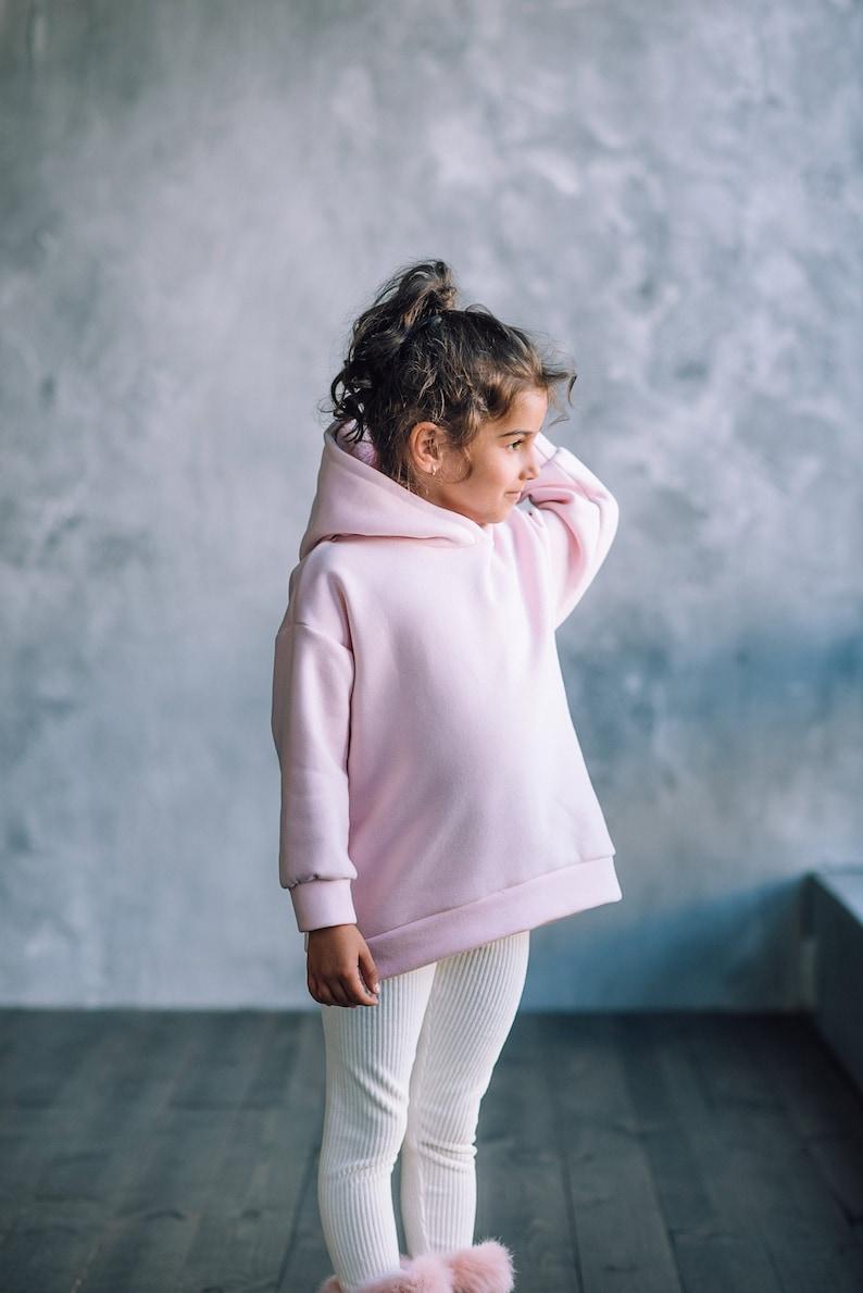 Pink hoodies for girls hoodies for teens girls image 0