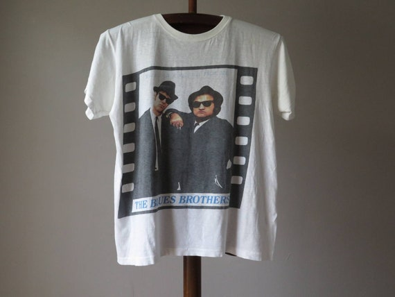 Vintage The Blues Brothers T Shirt Musical Comedy