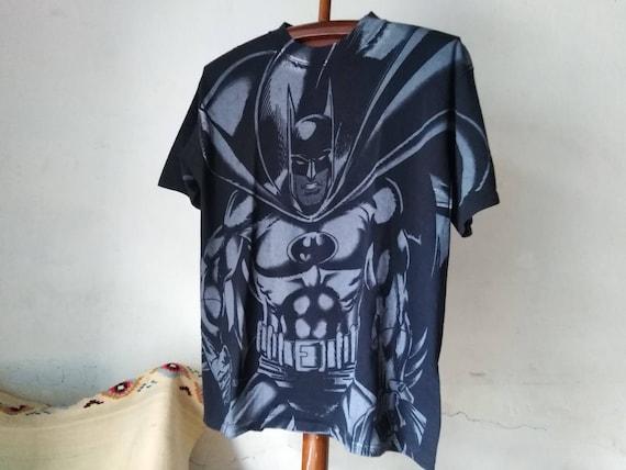 vintage batman tshirt batman over print tshirt 199