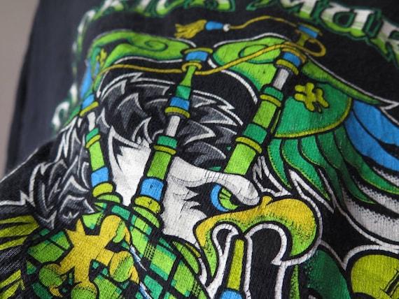 vintage dropkick murphys tshirt vintage punk rock… - image 4