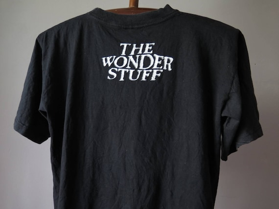 vintage the wonder suff tshirt hot love now e.p. … - image 3