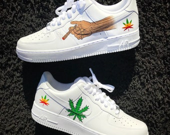 timeless design c7771 7b98a 420 Nike Air Force 1 Custom