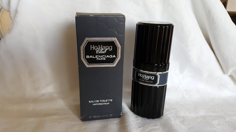 7743835430371 BALENCIAGA Ho Hang Club edt 100ml spray nine damaged box