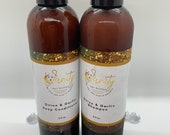 VHN Wash Set - Shampoo and Conditioner - Multiple Options - Natural Hair Products - Hair Moisturizer - Hair Treatment - Mens Shampoo