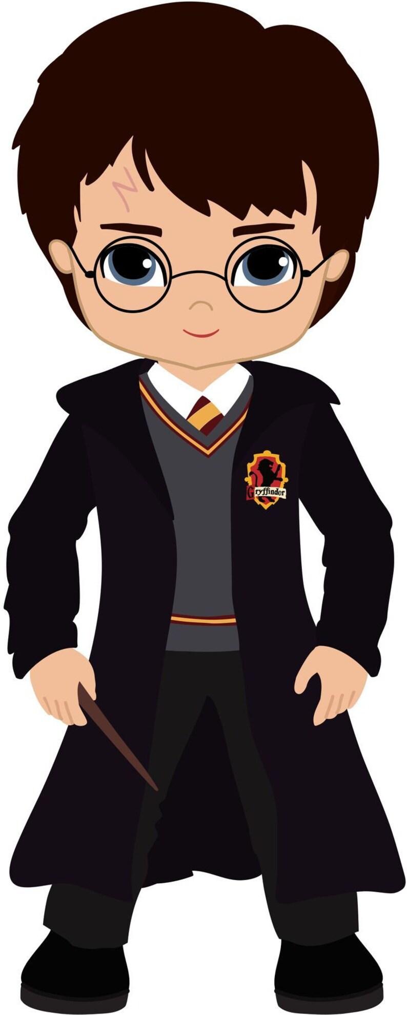 Harry Potter Kawaii Hello Kitty Winnie the Pooh Custom Return Address Labels