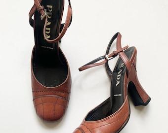 Vintage prada shoes | Etsy