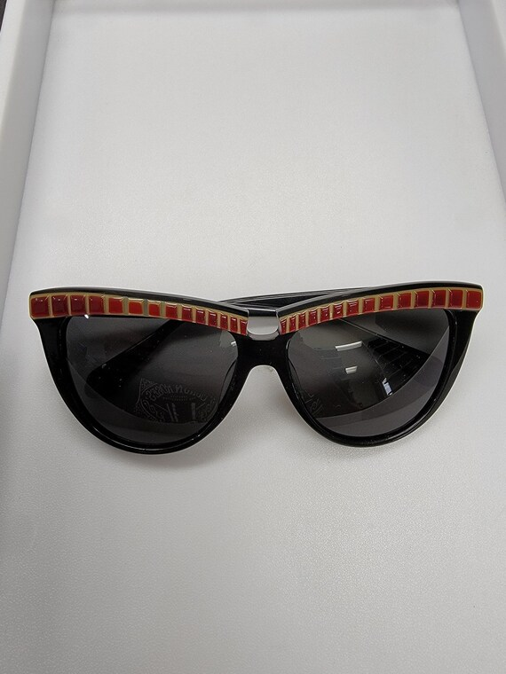 Vintage Cateye Balmain Sunglasses, Cateye designer