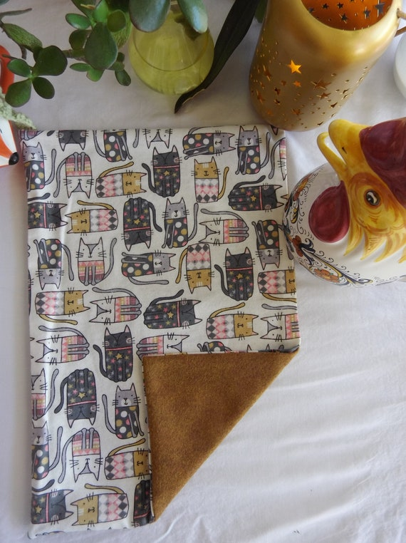Organic Catnip Blankets Felt - Ugly Sweater Party