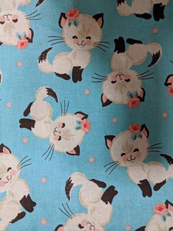 Organic Catnip Blankets - Siamese Cat
