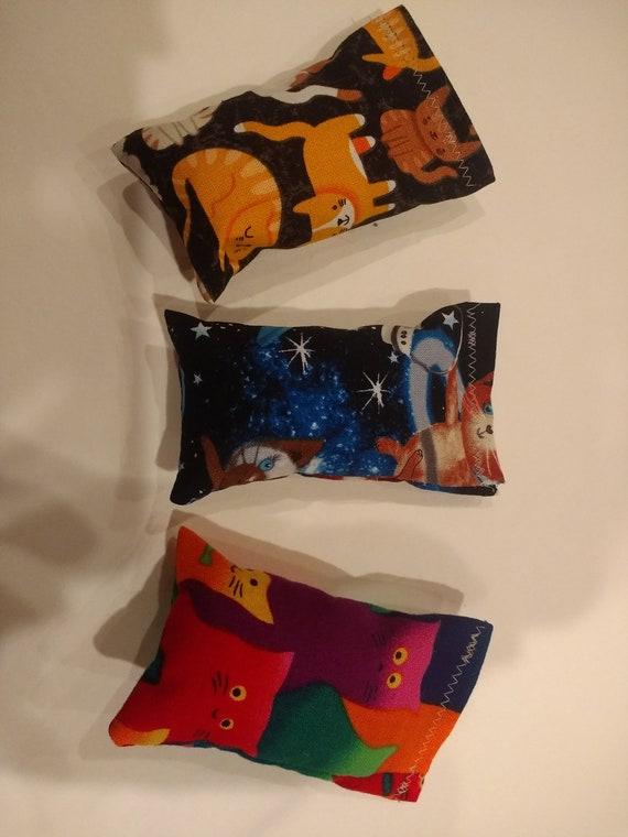 NEW*** Organic Catnip Pillows