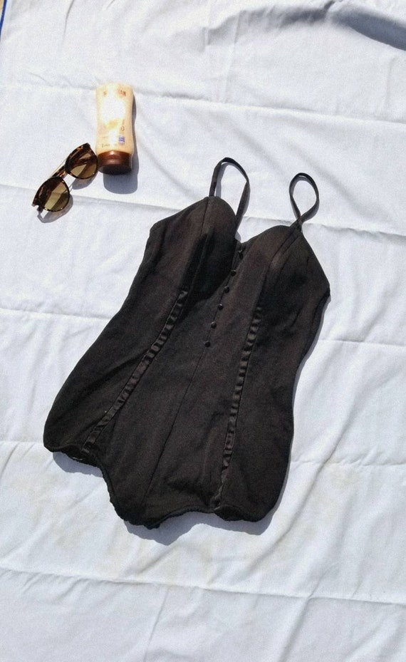 Vintage Catalina One-Piece Swimsuit