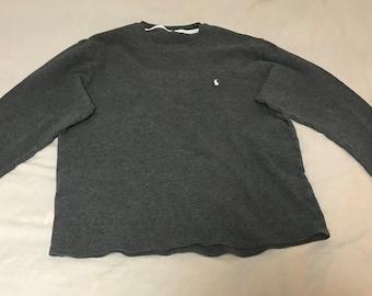 d5d6ab6b5 RALPH LAUREN KNITTING - Ralph Lauren long sleeves knitting (damaged)
