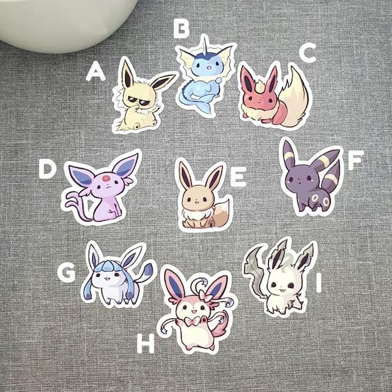 Miltank  Pokemon Go Pokemon Waterproof Self Adhesive Vinyl Sticker