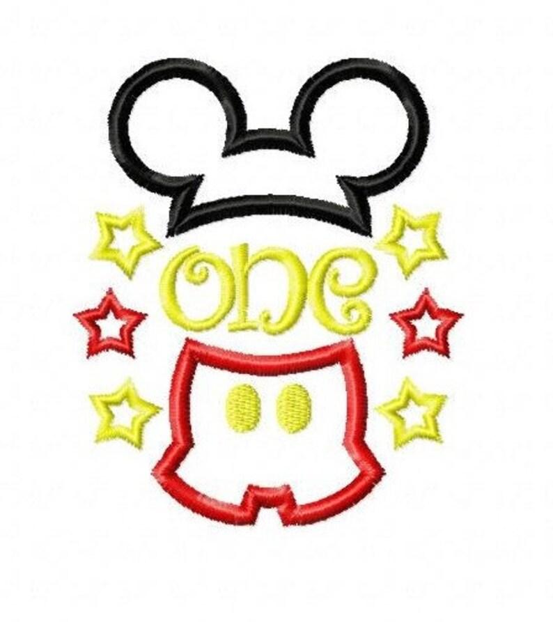 Mickey/'s Turning 1..Mickey/'s Birthday One.