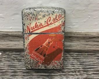 Fallout inspired lighter