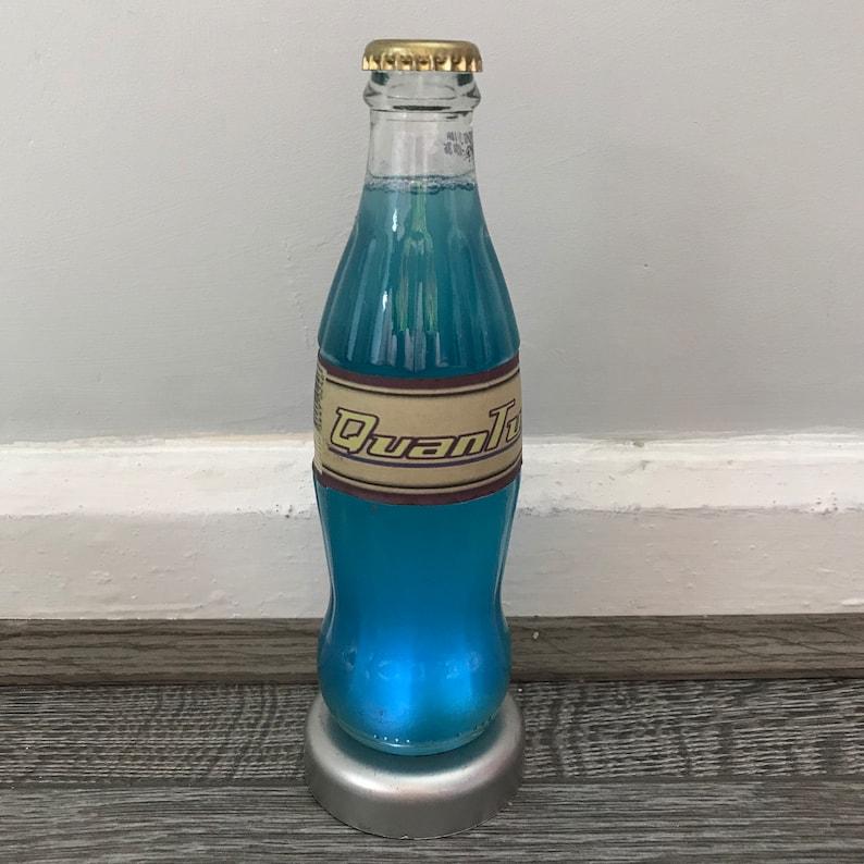 Unofficial Fallout Quantum Light Up Bottle