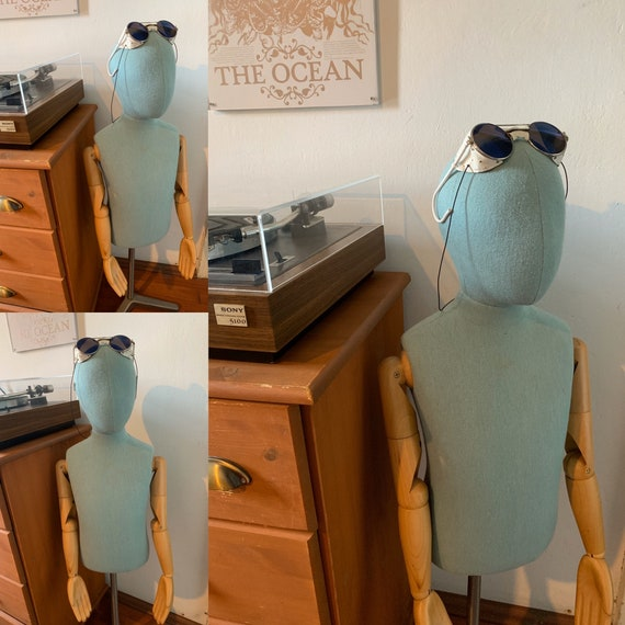 Cloth and Wood Mannequin