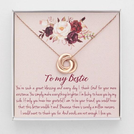 Beautiful BFF Bracelet from Meri Meri Best Friends