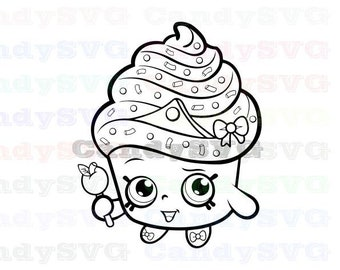 Healthiest Snack Popcorn | Shopkin coloring pages, Shopkins ... | 270x340