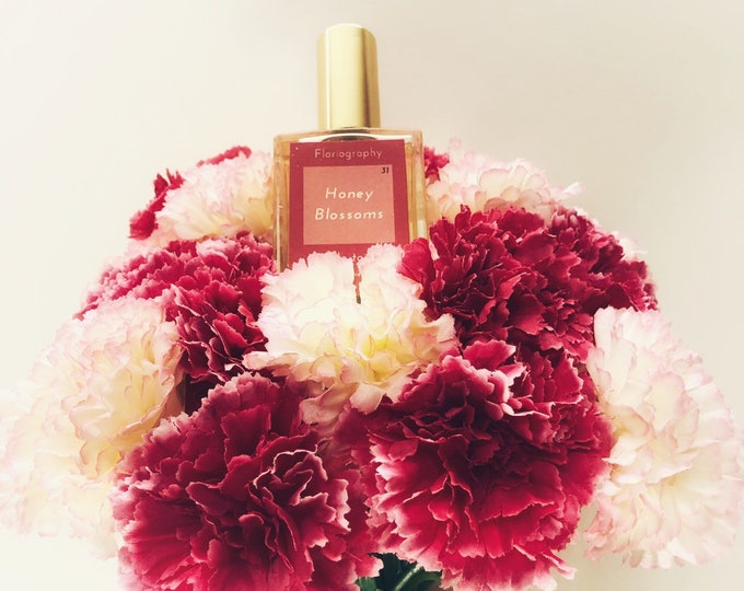 Mother's Day Limited Edition | No. 31 Honey Blossoms | EDT | Earl Grey | Jasmine | Carnations