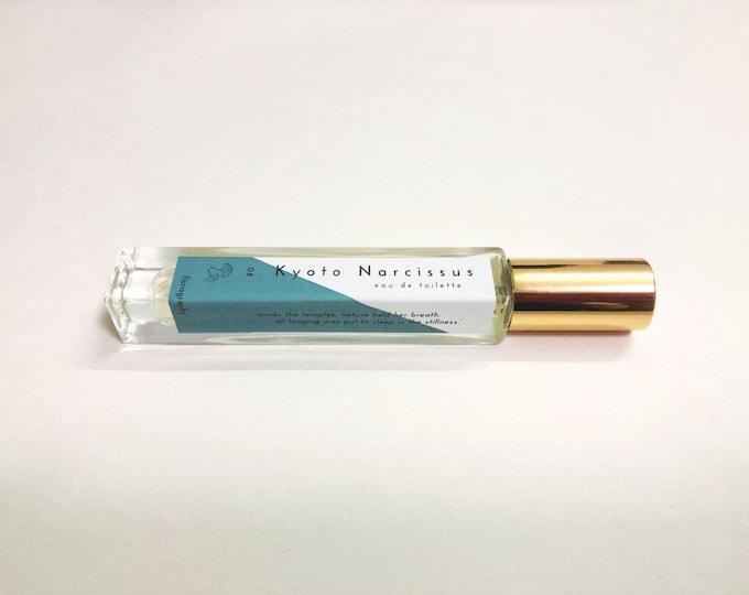 No. 08 Kyoto Narcissus | EDT | Narcissus | Frankincense | Bergamot