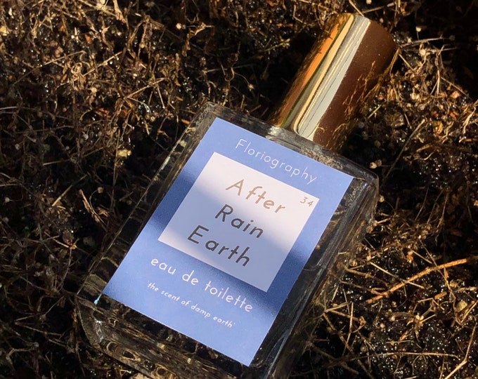 Online Exclusive! No. 34 After Rain Earth | Damp Earth | Wet Air