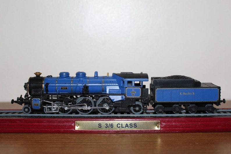 Vintage locomotive, collectibles locomotive, vintage train, locomotive,  tupe locomotive, Atlas edition