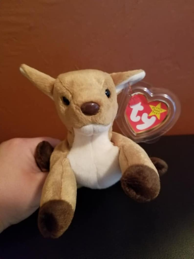 67e89d56f93 RARE Limited Edition WHISPER Beanie Baby