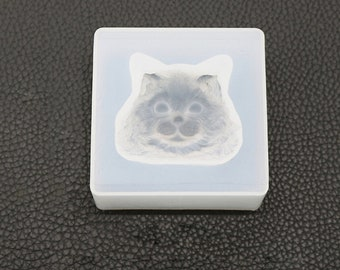 Silikon Harz Resin Silikonform epoxidform Epoxidharz Gieß Seife Abformen Katze