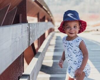 791dd1bec Baby sun hat | Etsy