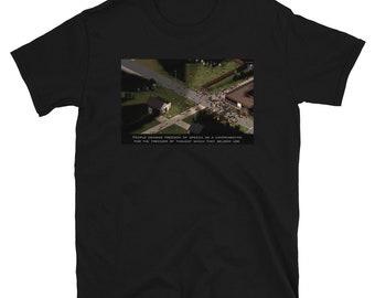Akira Rabelais Freedom of Thought Short-Sleeve Unisex T-Shirt