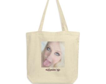 Argeïphontes Lyre Ghost's Leavetaking bag Eco Tote Bag