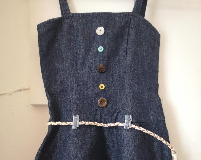 MIA denim dress