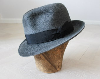 16d55332d4f1 Vintage Borsalino, large size, excellent quality and condition