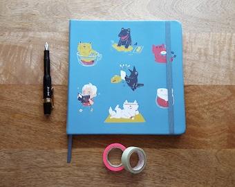 Square Sketchbook