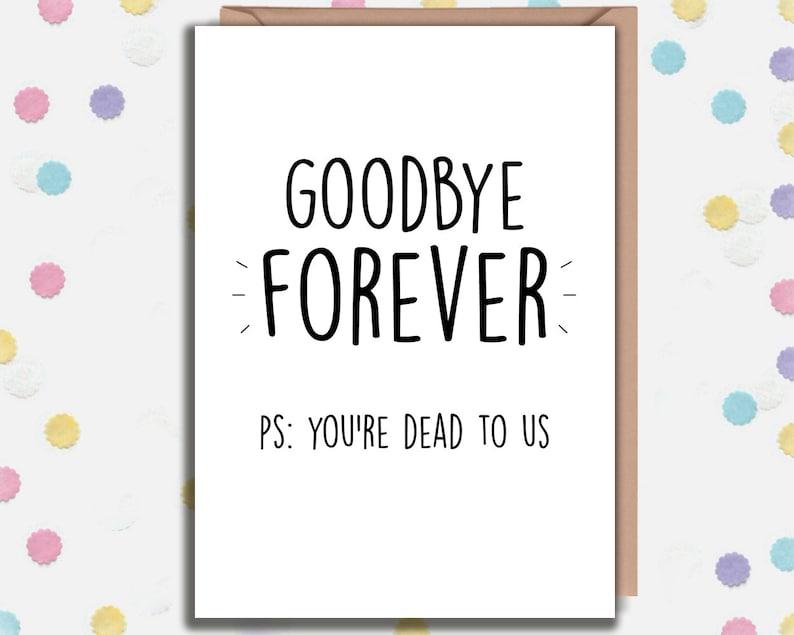 new job card leaving card goodbye card congratulations  etsy