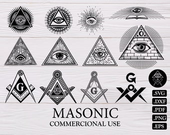 Masonic | Etsy