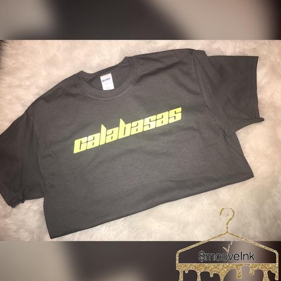 Yeezy/ Calabasas T-Shirt | Etsy