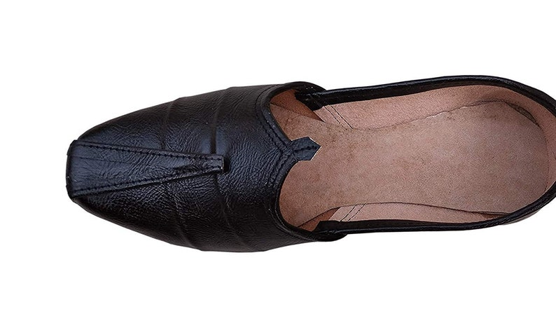 424c60577884a Shoe Men's Mule Maharaja Jutti Shoes Handmade Pure Leather Mojri Mojari  Leather Nagra