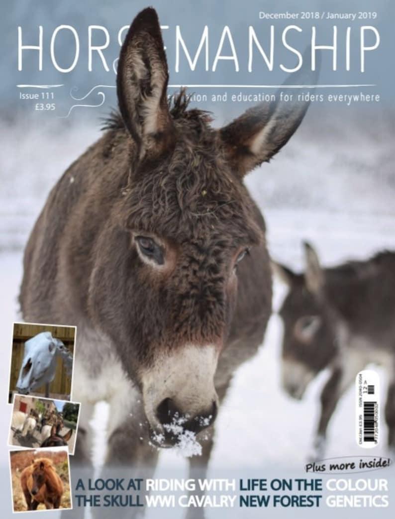 Horsemanship Magazine issue 111
