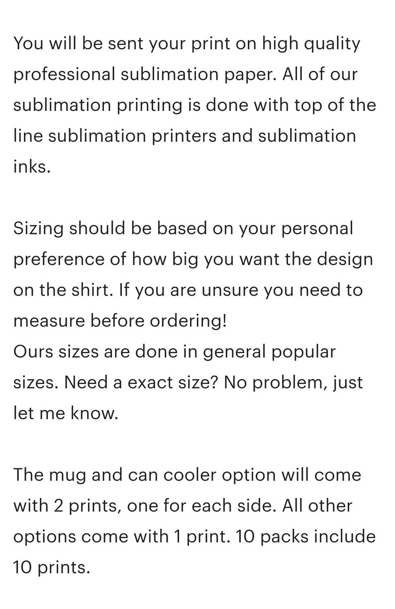 Sublimation Transfer-Born to Fish Forced to Work-Watercolor Water Design-For Shirts,Coffee Mugs-Ready to Press-DIY