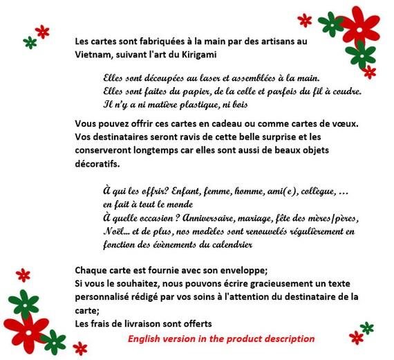 Texte De Carte De Noel En Anglais