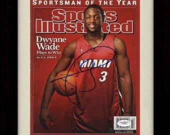 half off 05b85 a83fa Miami heat autograph | Etsy