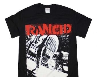39d8c17bfc7 RANCID Boot T-Shirt