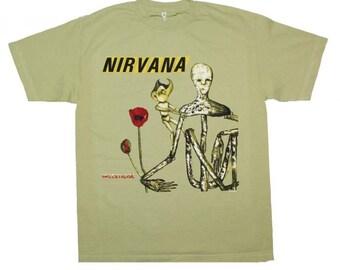 e0c62946 NIRVANA Incesticide Album T-Shirt