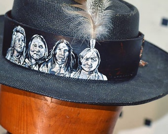 Native Founding Fathers Hat