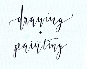 The Gal's Guide to Drawing + Painting