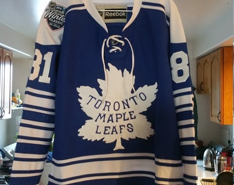 f50b5025a5f Vintage Kessel  81 Toronto Maple Leafs NHL Winter Classic Throwback Hockey  Jersey  NEW  Size XL