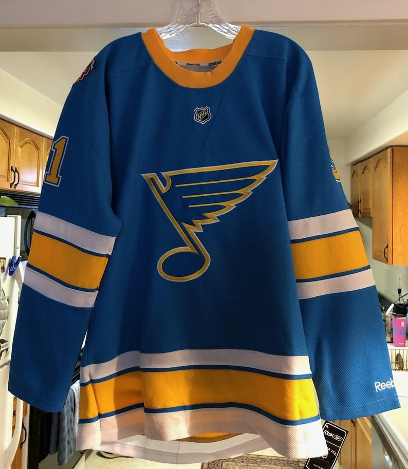 the best attitude 69408 cd4bc Tarasenko #91 St. Louis Blues Vintage NHL Hockey Jersey *NEW* Size Med
