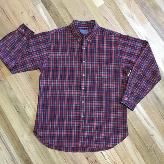Vintage Sir Pendleton Authentic Christie Tartan Wo